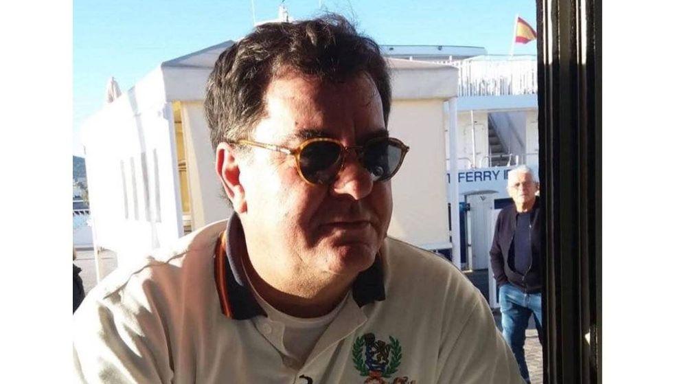 Foto: Pedro Tesoro, exmiembro del comité de Vox Ibiza-Formentera. (Vox Baleares)