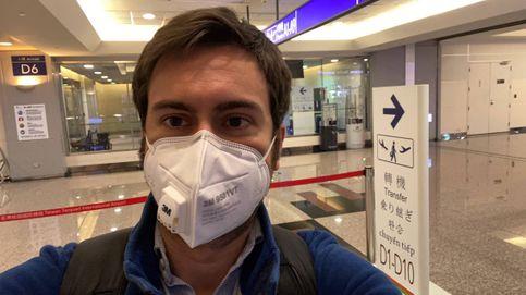 Los españoles son ahora los sospechosos del coronavirus en China: Piden que me vaya