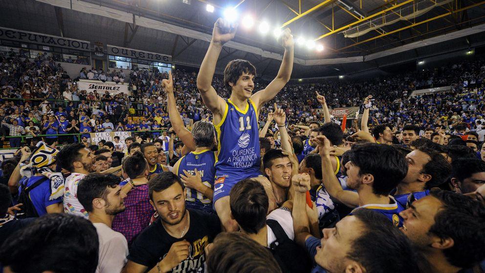 El Ourense será equipo de Liga Endesa, pero el Burgos se queda con las ganas