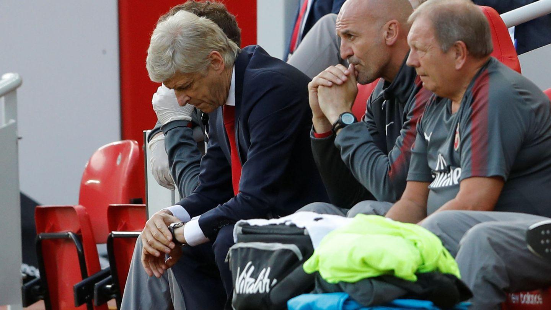 El Arsenal está inmerso en una depresión cada vez más grande. (Reuters)
