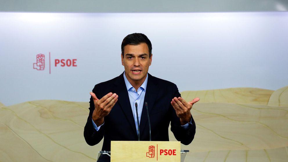 Sánchez anuncia congreso del partido y primarias para elegir líder el 23-O