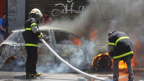 Disturbios en Argentina por la reforma de las pensiones