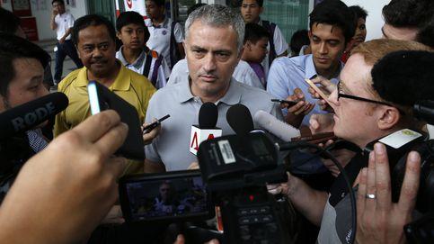 Mourinho se sentará en el banquillo de Old Trafford... para un partido benéfico