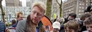 Boris Becker confiesa ser un apasionado de los habanos