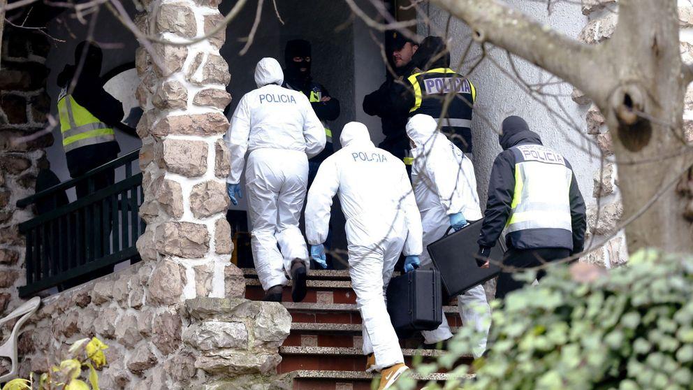 La web antiterrorista de la Ertzaintza se olvida de los yihadistas... y casi de ETA