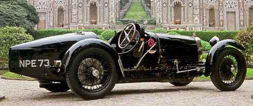 Foto: Fiesta Bugatti en España