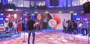 Post de Toñi Moreno pierde seguimiento con la segunda entrega de 'Viva la vida' (9,6%)