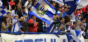 "Post de ""Competir y estar a la altura"": el Leganés se pone guapo para debutar en Primera"