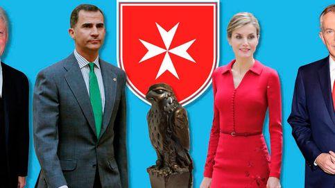 Así es la misteriosa Orden de Malta, de la que son miembros los Reyes