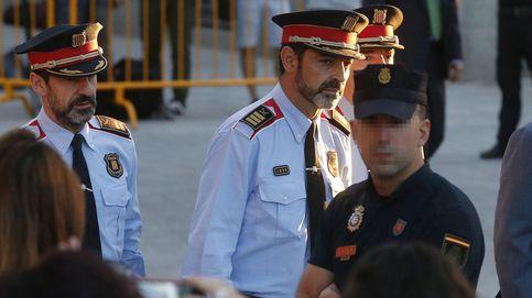 Trapero, Sànchez y Cuixart, citados a declarar por un presunto delito de sedición