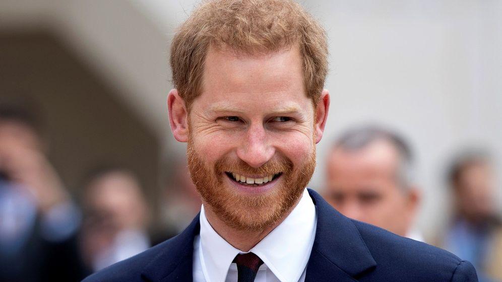 Foto: El príncipe Harry, en una imagen de archivo. (EFE)