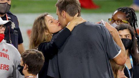 El beso viral de Tom Brady y Gisele Bündchen: una historia de amor de touchdown