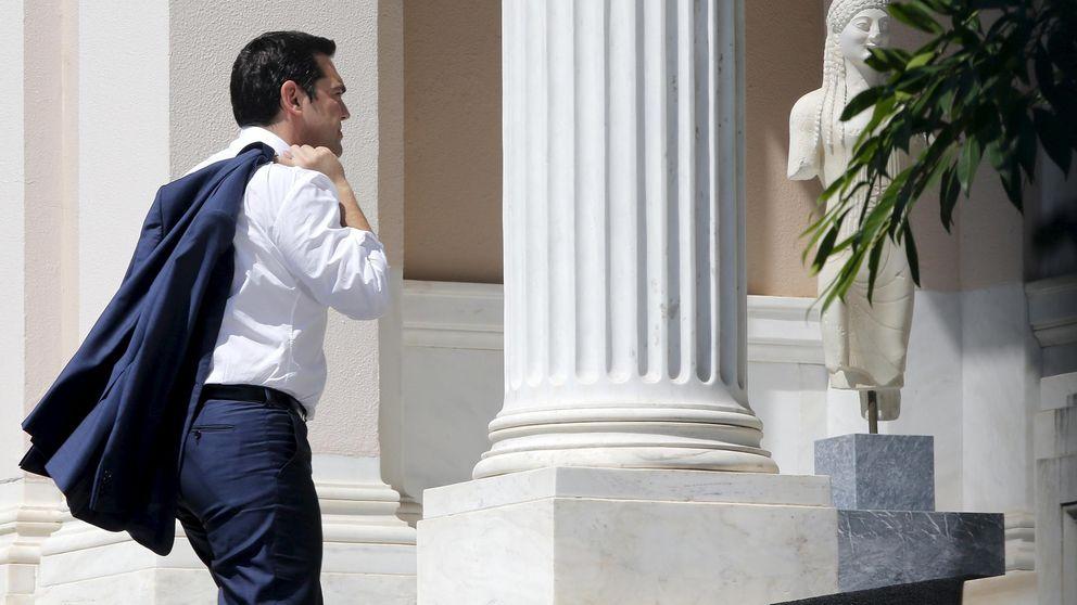 Segunda en la frente: Grecia no tiene, ni ha tenido, un plan B