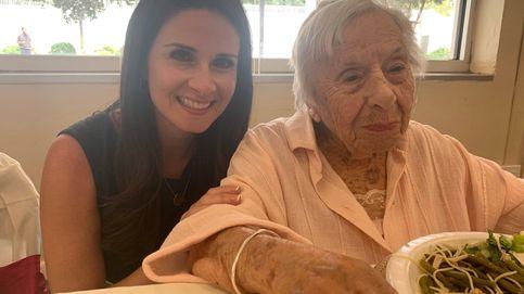 El secreto para la longevidad lo tiene esta anciana de 107 años
