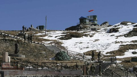 ¿Van a ir a la guerra China y la India en el Himalaya?
