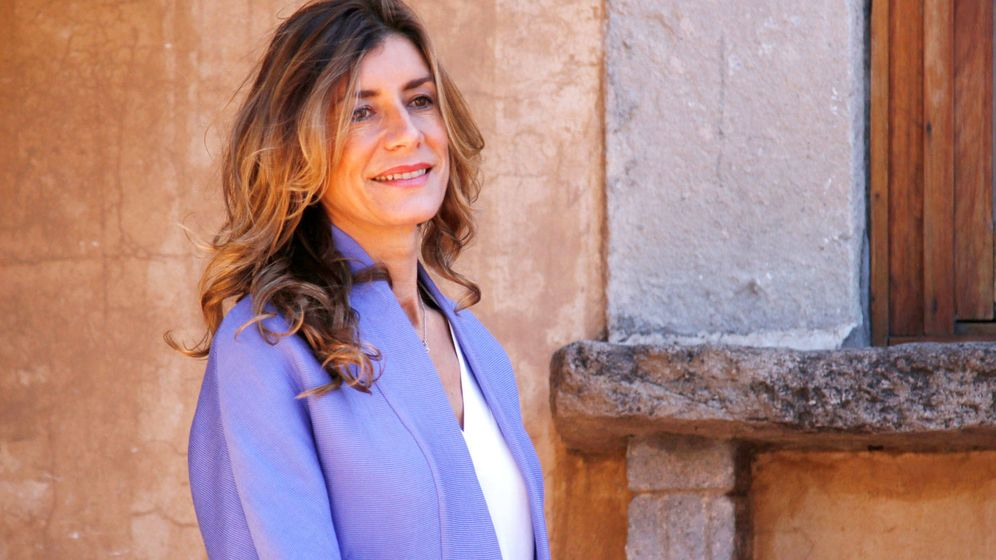 Foto: Begoña Gómez en una imagen de archivo. (EFE)