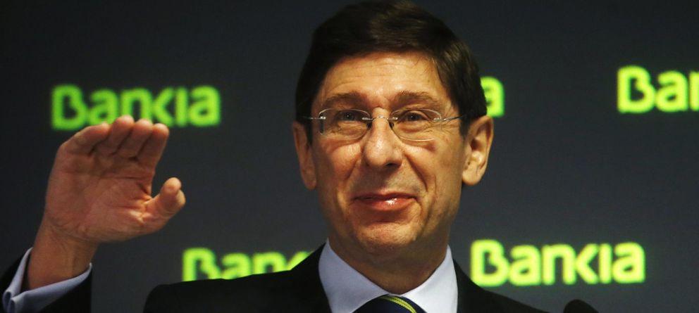 Bankia se dispara un 5% y suma un rebote superior al 14% en los últimos seis días