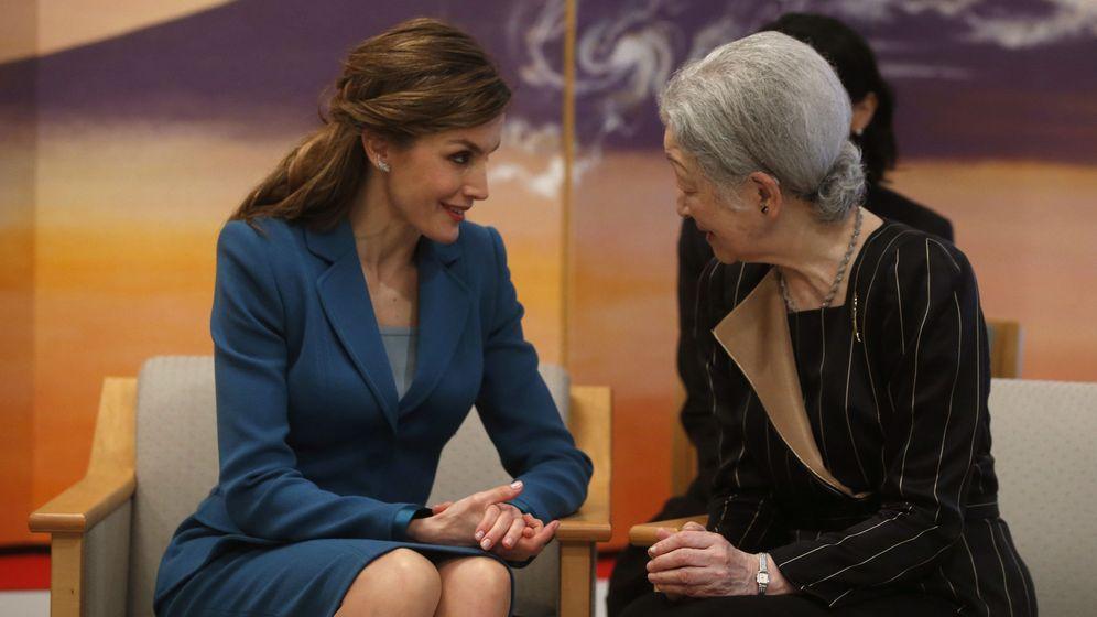 Foto: Visita de Estado de Felipe y Letizia a Japón