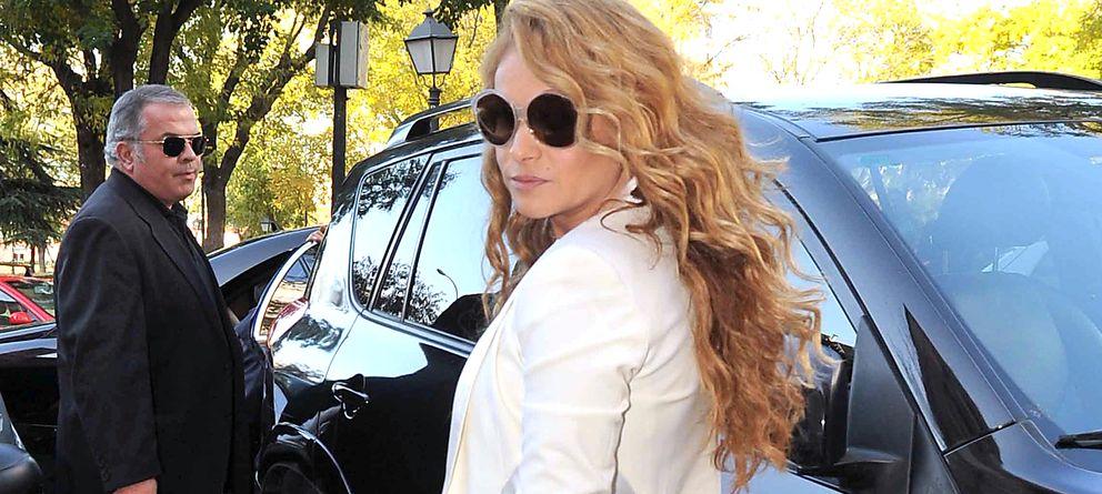 Ana Rosa reclama 45.000€ a la cantante en los tribunales