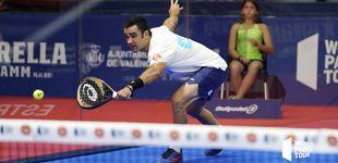 Post de Lima y Galán despegan en el Estrella Damm Valencia Open