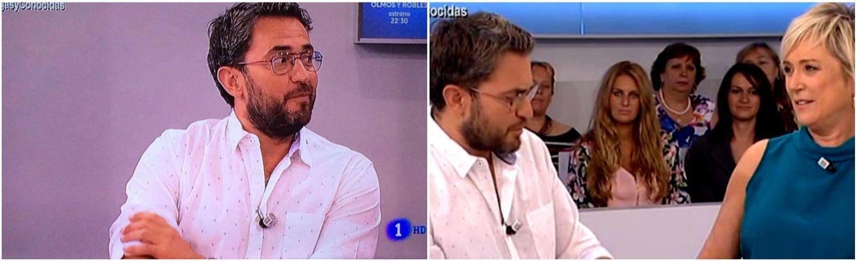 Foto: Màxim en 'Amigas y conocidas' (TVE)