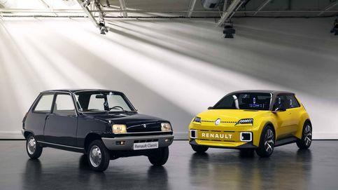 Renault trabaja en un Plan Revival con los R5 y '4 latas' eléctricos