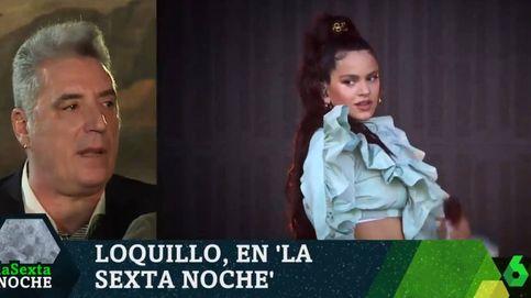 Loquillo, sobre el éxito de Rosalía: Están un poco coñazo con el tema