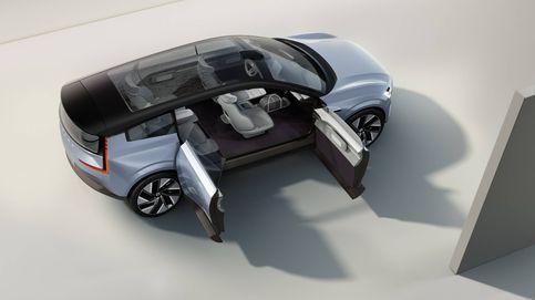 Volvo avanza su revolución eléctrica con el Recharge Concept