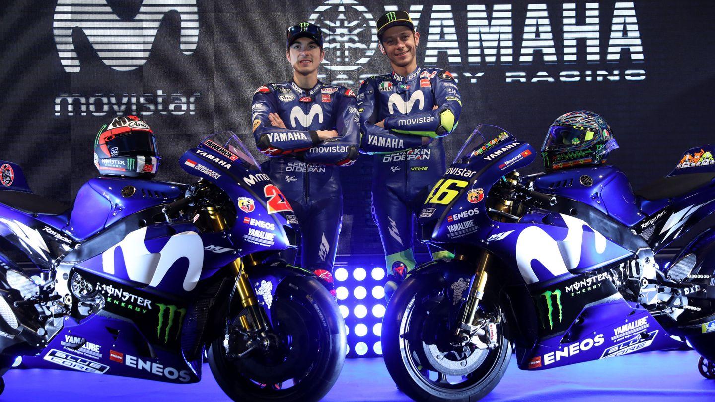 El equipo oficial de Yamaha no gana una carrera de MotoGP desde el Gran Premio de los Países Bajos 2017. (Reuters)