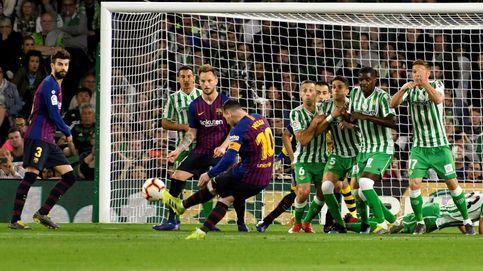 Messi es el mejor tirador de faltas por estos números