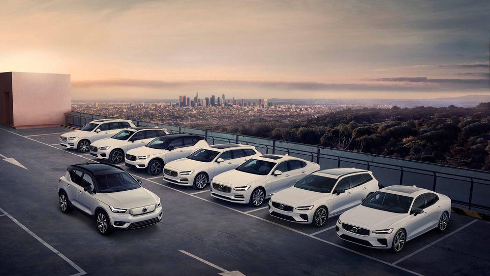 Foto: La gama Recharge de Volvo incluye desde ahora el XC40 P8 AWD y todas las versiones híbridas enchufables ya a la venta.