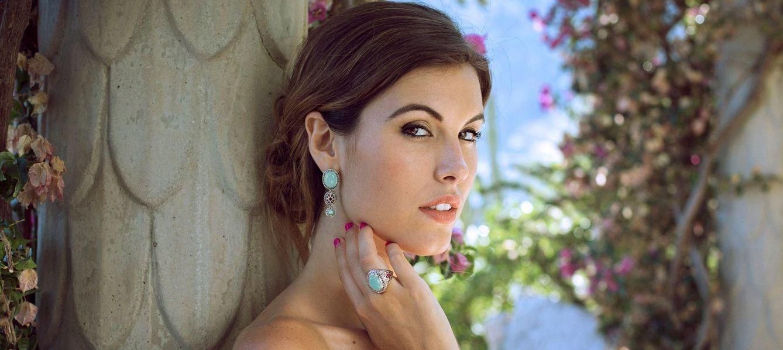 Foto: Charlotte Murray para una campaña de la joyería Monquer