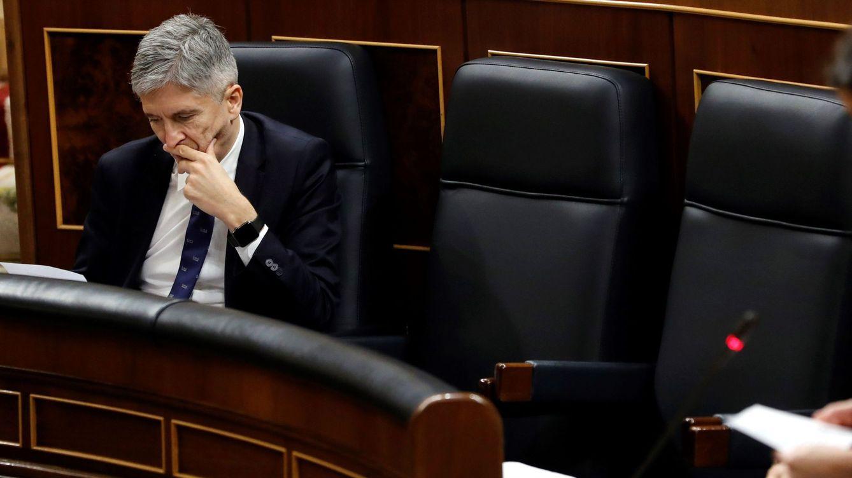PSOE y UP cierran la 'crisis' por Marlaska y acuerdan flexibilizar la política migratoria