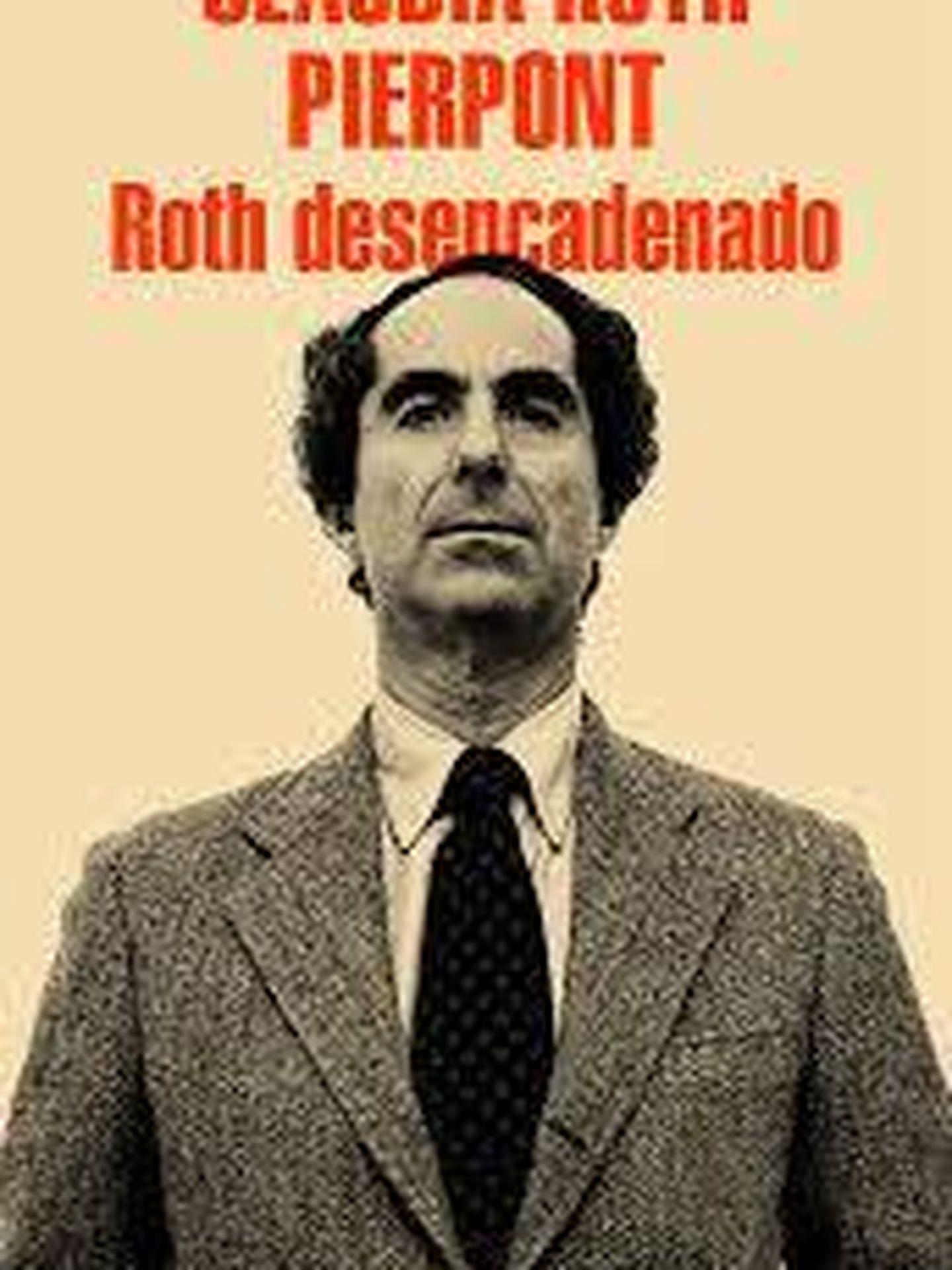 'Roth desencadenado'. (Random House)
