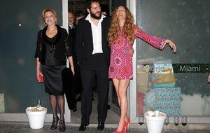 Blanca Cuesta celebra su 40 cumpleaños con una gran fiesta en una galería de Madrid