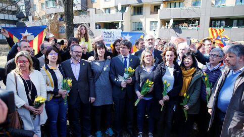 Puigdemont triunfa en Berlín y enciende el fuego antieuropeísta en España