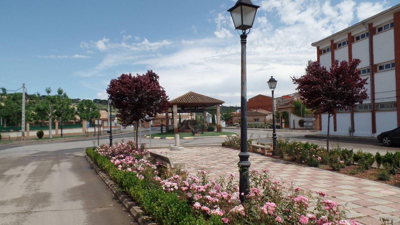Las calles del pueblo (Cedida)