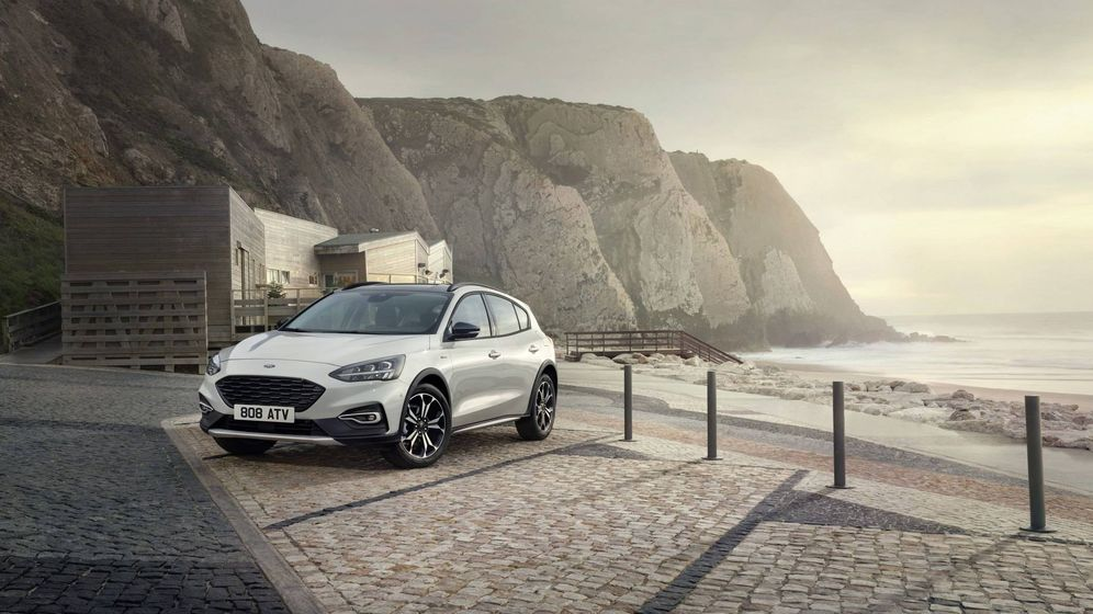 Foto: Nuevo Ford Focus, viva la tecnología
