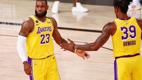 LeBron James, cabreado por las votaciones del MVP de Antetokounmpo