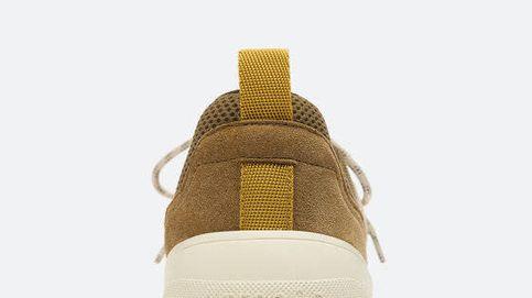 ¿Quieres lujo, comodidad y estilo? Estas zapatillas deportivas de Uterqüe son un must