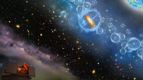 ¿Cómo sería un viaje desde la Tierra hasta el gigantesco agujero negro fotografiado por primera vez?