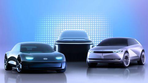 Ioniq, la nueva marca de coches eléctricos de Hyundai que llega con tres modelos