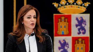 El adiós con 'bomba' de Silvia Clemente y el disgusto de Juan Vicente Herrera
