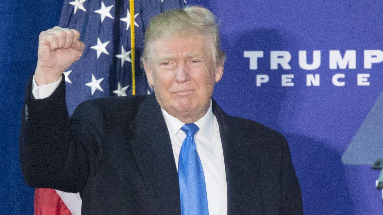 El candidato republicano Donald Trump. (EFE)