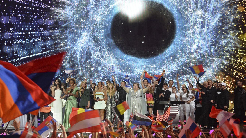 Triunfan las grandes voces en la primera semifinal de Eurovisión