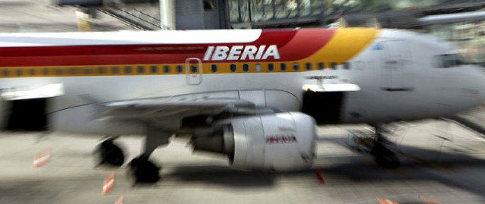 Foto: El futuro de Iberia, en el aire: los ingleses de IAG cuestionan su viabilidad por la filial low cost
