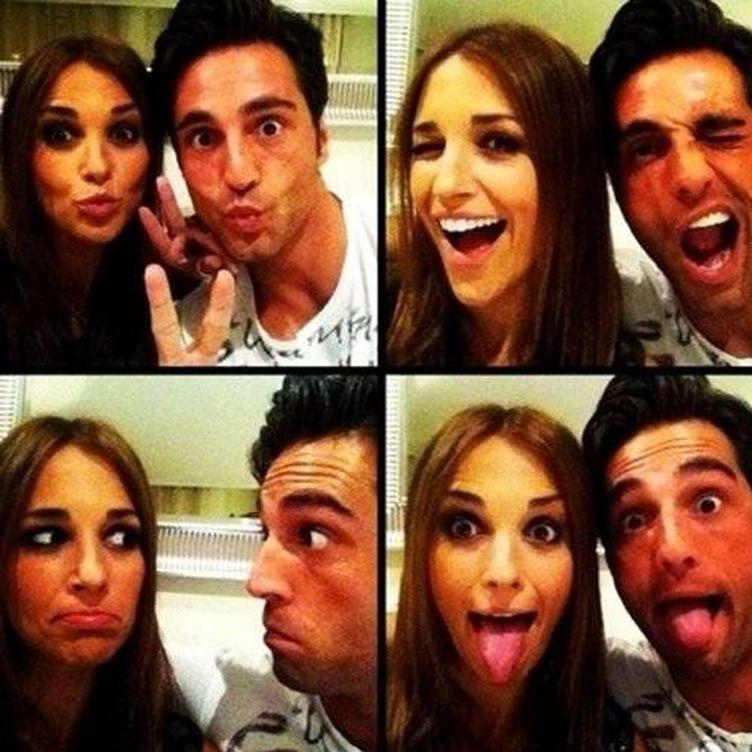En las redes sociales se muestran como una pareja feliz y unida