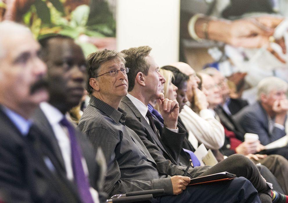 Foto: El fundador de Microsoft, Bill Gates, durante un acto de la Fundación Bill & Melinda Gates en Seattle, Washington (Reuters).