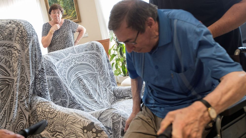 Foto: Una asociación ofrece ayuda al enfermo terminal que pidió morir a los políticos (EFE)