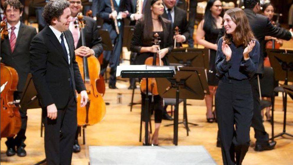 Gustavo Dudamel (marido de María Valverde), el director favorito de las estrellas de Hollywood